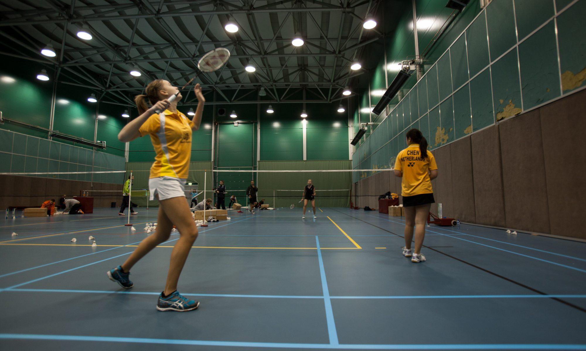 service-badminton