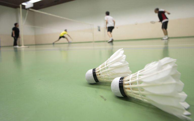 Les différents volants de badminton